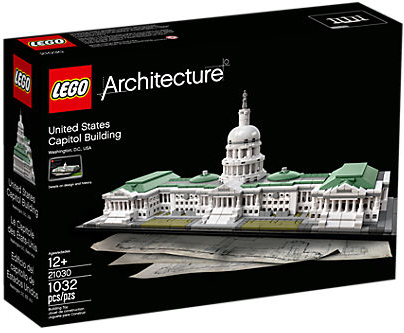 File:LEGO Architecture United States Capitol Building.png