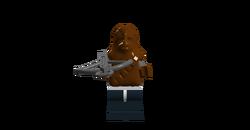 Gord the wookie