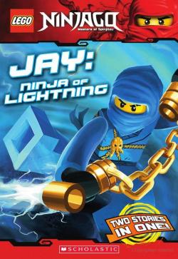 250px-Jay Ninja of Lightning Cover