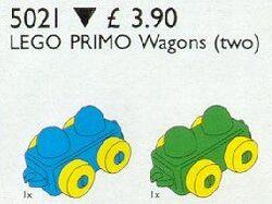 5021 Primo Wagons