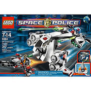 Space Police Undercover Cruiser