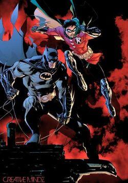 Batman and robin 54j3o5411140702484