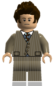 Tenth Doctor (TDoTD)