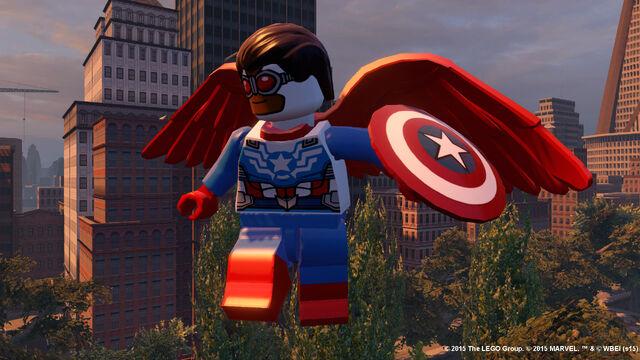 File:Captain Falcon LEGO Marvel's Avengers 0001.jpg