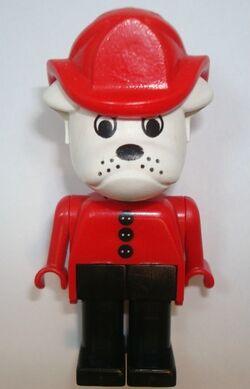 Bertie Bulldog HD