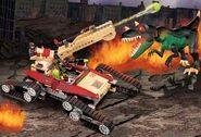 Iron Predator vs. T-Rex