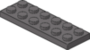 3795 Dark Stone Grey