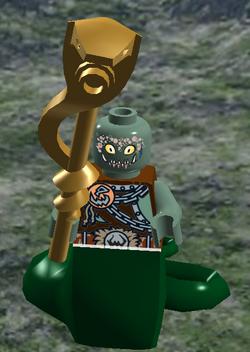 Gorgon (Monster Fighters)