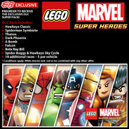 Lego marvel dlc large