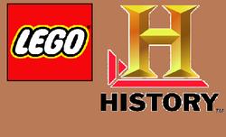 Lego History Channel Logo