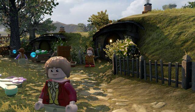 File:LEGO Hobbiton.jpg