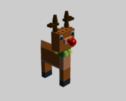 Rudolph the Rednosed Reindeer
