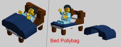 Bed Pollybag