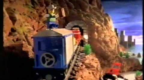 Lego System Town - old TV commercial (1994) reklama @ Staré Reklamy