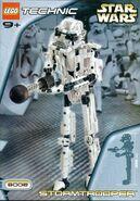 8008-2 Technic Stormtrooper