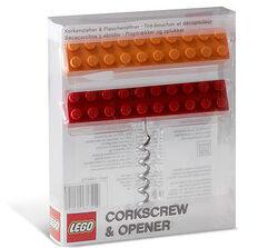 Corkscrew & Bottle Opener
