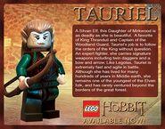 Tauriel description