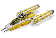 Anakin's Y-wing Starfighter 1