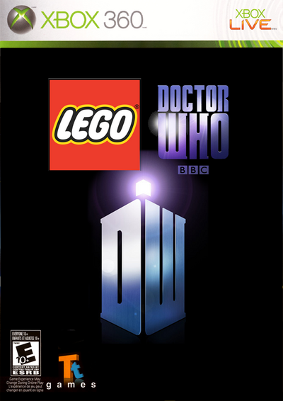 Lego doctor who game