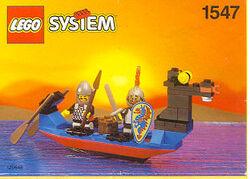 1547 Black Knight's Boat