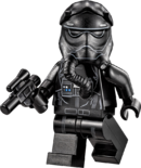 Lego First Order TIE Pilot