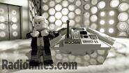 Lego William Hartnell's Tardis
