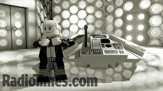 File:Lego William Hartnell's Tardis.jpg