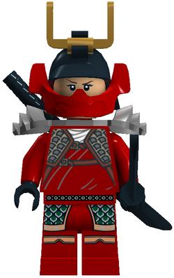 SamuraiXfolded