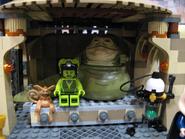 9516 Jabba's Palace Jabba's Room