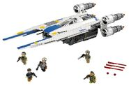 75155-LEGO-U-Wing-Fighter-Rogue-One-Set