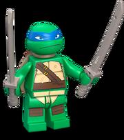 Leonardo cgi
