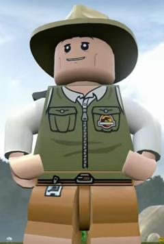 Jurassic Park Warden