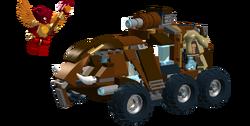 All Terrain Mammoth Transport
