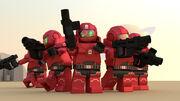 Spac marines
