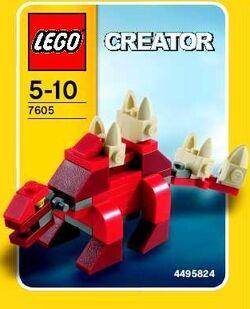 7605 Stegosaurus