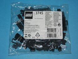 3745-Locomotive Black Bricks