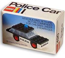 420-Police Car