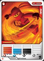 Kai - Ninja of Fire