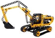 493Lego Excavator Unit Front