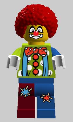 Brandy the Clown