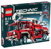 File:Technic Fire Truck.png