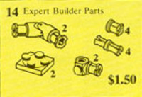 14 Expert Builder Parts