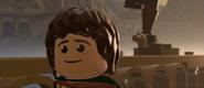 Frodo Leaving