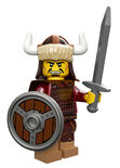 Hun Warrior Series 12 LEGO Minifigures