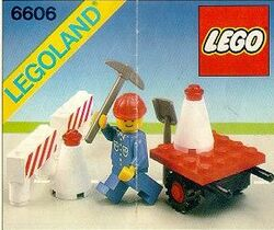 6606-Road Repair Set