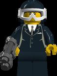 Brickness Henchman (Pilot)