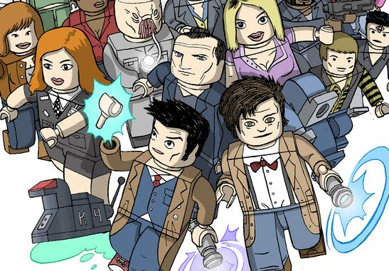 File:Doctor Who characters in LEGO.png