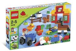 5419-Build a Farm