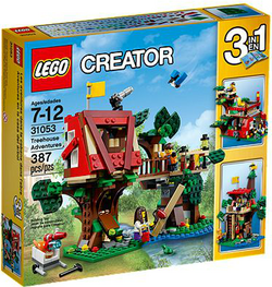LEGO Creator Treehouse Adventures