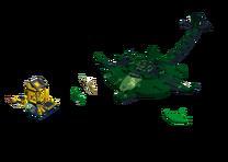 The Sealien Stingray Encounter